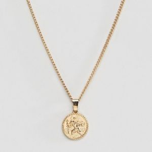 Coin Pendant Necklace Forever 21